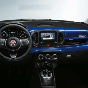 Fiat 500X Mirror.