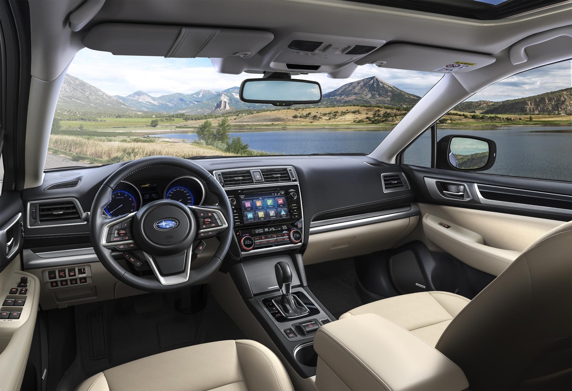 Subaru Outback Modelljahr 2018