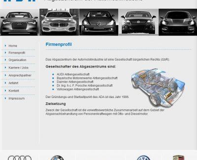 """""""Die verlogenen Fünf"""" oder Das Abgaszentrum der Automobilindustrie von Audi, BMW, Daimler, Porsche und Volkswagen"""