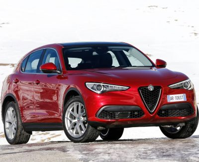 Fotoreportage: Der Alfa Romeo Stelvio