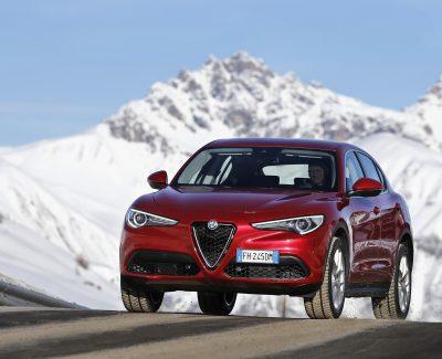 Der Stelvio ist das erste SUV von Alfa Romeo – Der Neuling zeigt sich sowohl komfortabel als auch sportlich