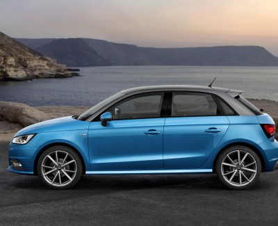 Der A1 Sportback gibt sich jugendlich frisch – Ein moderner Motor im derzeit kleinsten Audi arbeitet mit