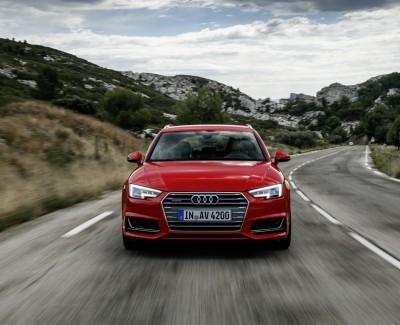 Business-Kombi in der Mittelklasse – Audi steigerte beim neuen A4 Avant vor allem die inneren Werte