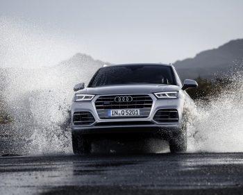 Der neue Audi Q5 setzt Maßstäbe im Segment – Moderner TFSI-Benziner bietet viel Kraft aus dem Drehzahlkeller