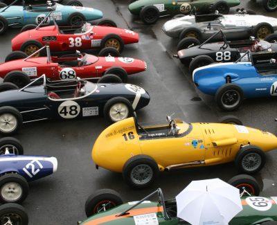 Das war 45. AvD-Oldtimer-Grand-Prix am Nürburgring