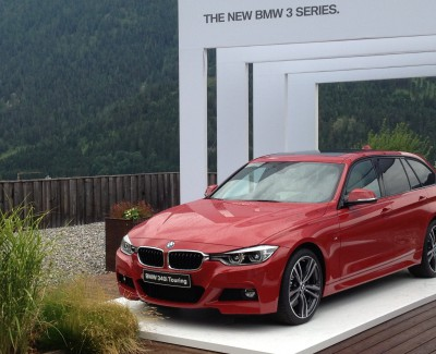 Athletischer Auftritt und Antritt – Der BMW hat seinen kompakten Klassiker, den 3er, weiter aufgewertet