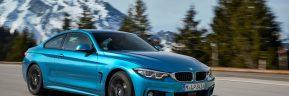 BMW 4er-Reihe geht überarbeitet ins Rennen – Alle Modellversionen profitieren vom verbesserten Fahrwerk