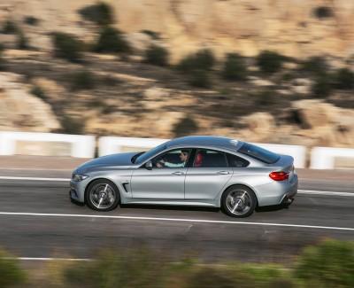 Neue Ära der Coupés bei BMW – Das Gran Coupé der 4er-Reihe ist mit vier Türen praktischer als der Zweitürer