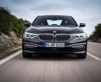 Die siebte BMW 5er-Baureihe steht in den Startlöchern