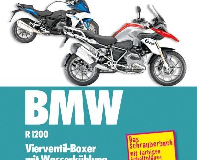 Polieren und Schrauben oder Die BMW R 1200 warten und reparieren