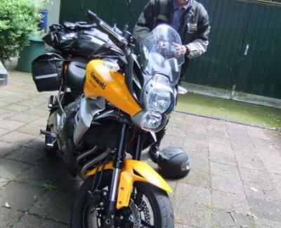 Erfahrungsbericht mit der Kawasaki Versys – Unterwegs in den Düften und Gerüchen des Südens an der Ardèche