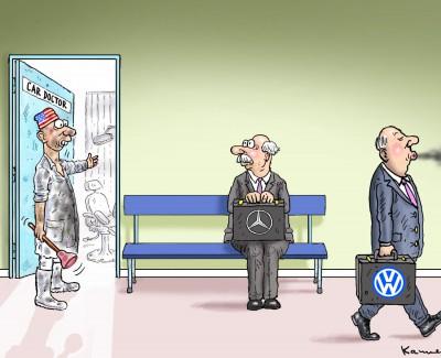 Diesel-Gate goes to Deutschland