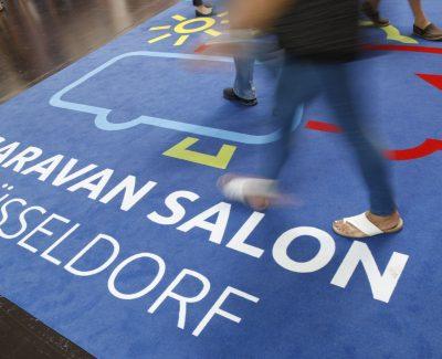 """Caravan Salon 2017 in Düsseldorf """"voller Optimismus"""" im Blick von Ausstellern und Besuchern"""