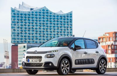 Aufgepeppt: Der C3 von Citroën – Die dritte Auflage des kleinen Franzosen ist flotter und frecher