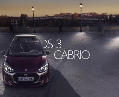 Auto auf den ersten Blick – Das DS 3 Cabrio