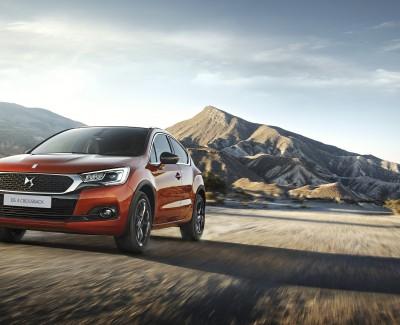 Den DS4 gibt es nun auch als Crossback – Citroën lässt die DS-Baureihen nun eigenständig laufen