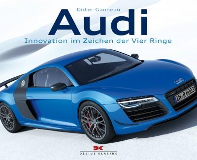 """Ein nettes """"Audi""""-Buch von Didier Ganneau mit vielen bunten Bildern"""