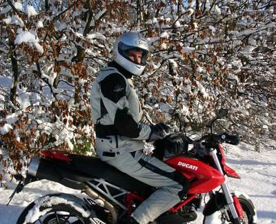 Winterreifen sind auch für Krafträder Pflicht