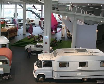Hymer feiert als Hersteller von Caravans und Reisemobile dieses Jahr sein 60-jähriges Bestehen