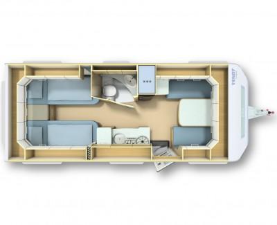 Fendt-Caravans mit neuen praktischen Details – Wohnwagen bieten modernere Technik und noch bessere Ausstattung