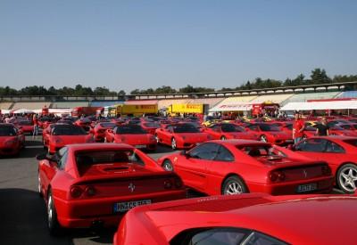 Die Ferrari-Racing-Days 2016 – Das Cavalino Rampante in Aktion