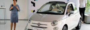 Fiat 500 mit immer neuen Sondereditionen – Ab sofort sind die Modelle Mirror und Collezione zu haben