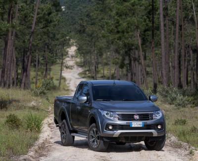 Der Fullback ist hart im Nehmen – Fiat steigt mit ihm in die Klasse der Pick-ups mit einer Tonne Nutzlast ein