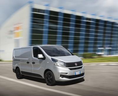 Besonderes Talent im Lieferverkehr – Den neuen Transporter Fiat Talento gibt es in vier Versionen