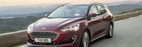 Fotoreportage: Neue Generation, neues Niveau – Der Focus von Ford 2018
