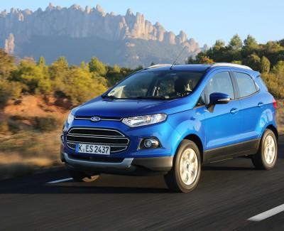 Ein neuer Anlauf für den EcoSport – Ford hat sein kleines SUV in vielen Details verbessert