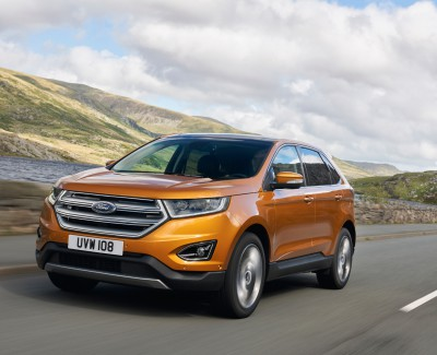 Ford bringt nun auch ein Premium-SUV – Der Edge soll den Wettbewerb im Segment weiter ankurbeln