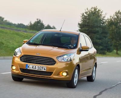 Autofloh mit viel Platz im Innenraum – Der neue Ford Ka+ ist chic und hat jetzt noch mehr Nutzwert