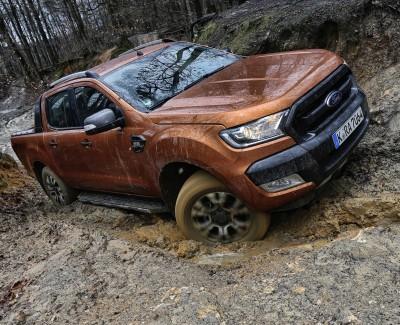 """""""Wildtrak"""" bleibt das Ranger-Topmodell – Ford hat seine erfolgreiche Pickup-Baureihe überarbeitet"""
