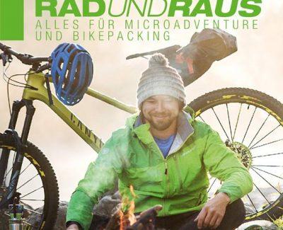 """""""Rauf aufs Rad und raus in die Natur!"""" – Zum Buch """"Rad und raus"""" von Gunnar Fehlau"""
