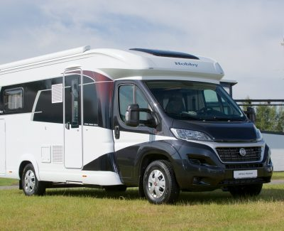 Der Optima von Hobby – Das teilintegrierten Reisemobil bietet beinahe Oberklasse-Komfort
