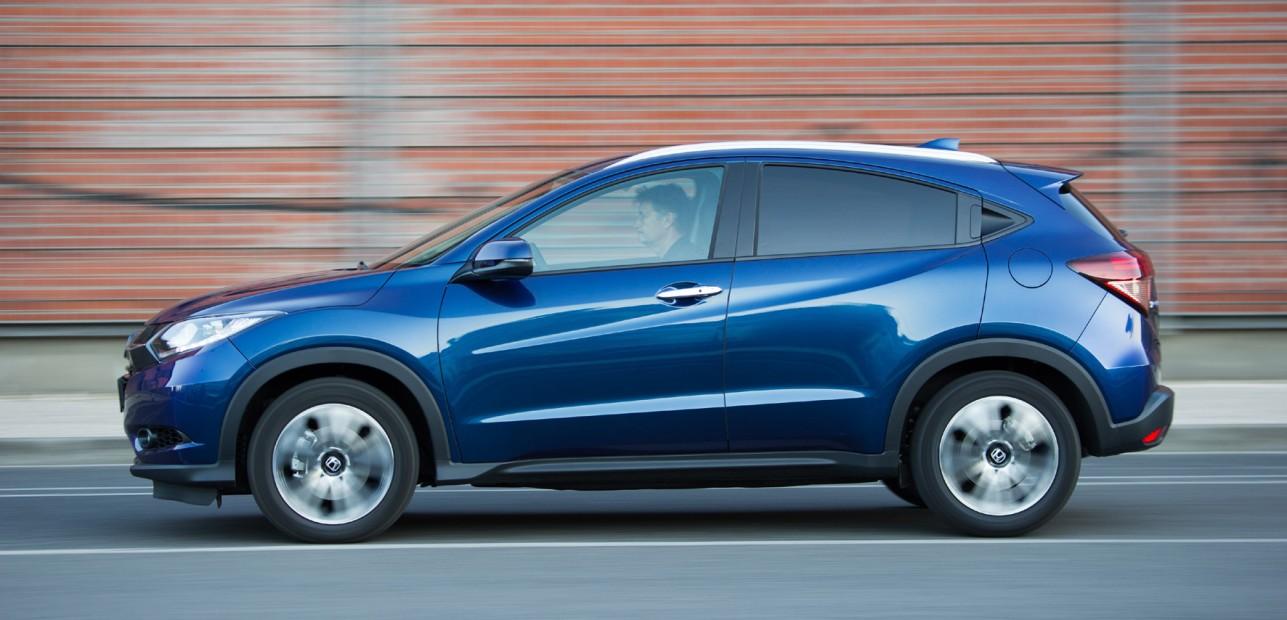 Honda HR-V: Schick und praktisch – Mit dem Benziner als Antrieb ist er ab 20 290 Euro zu haben