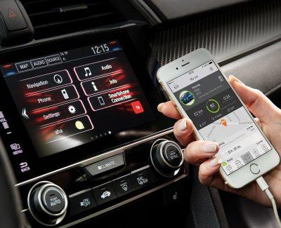 """Fahrer und Fahrzeug """"reden"""" jetzt via Smartphone miteinander – """"My Honda"""" macht`s möglich"""