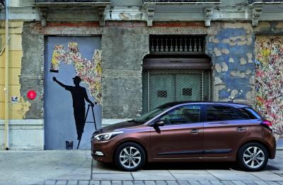 i20 mit neuen Motoren und neuer Modellversion – Hyundai bietet den i20 Active im Crossover-Kleid an