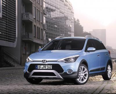 i20 mit neuen Motoren und neuer Version – Hyundai bietet den i20 Active im Crossover-Kleid an