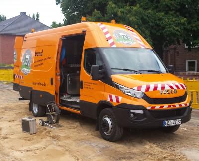 Der Iveco Daily ist weiter in der Erfolgsspur – Erster Transporter mit Achtgang-Wandlerautomatik/ Mehr Reichweite für den Daily Electric
