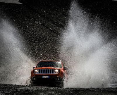 Reisen mit dem Renegade – Was verspricht und hält der Baby-Jeep?