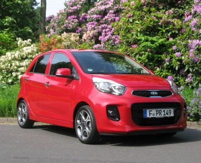 Frecher Straßenfloh wurde geliftet – Kia hat den Kleinwagen Picanto überarbeitet und verkauft ihn ab 9550 Euro