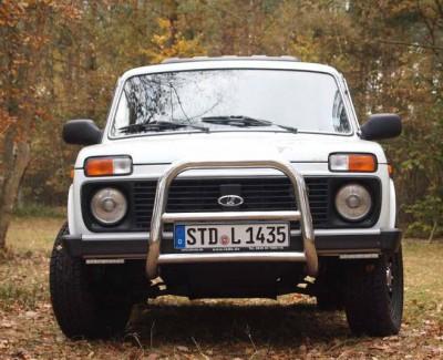 Der Allrad- und Offroad-Klassiker von Lada verkauft sich besser als manch anderes Auto