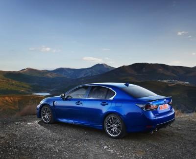 Begeistert durch Schub und Sound – Lexus will mit dem GS-F im Segment der Premium-Mittelklasse-Sportler mitmischen