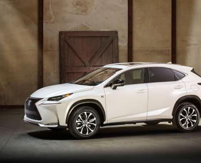 Der neue NX ist ein Eroberer – Die SUV-Baureihe von Lexus lockt Kunden anderer Marken an