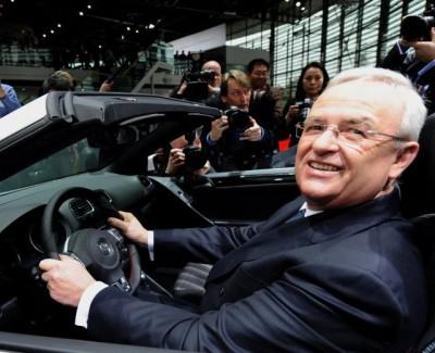 Volkswagen gesteht Lügen ein