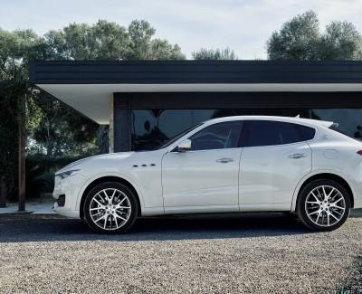 Maserati steigt ins SUV-Segment ein – Mit dem Levante wollen die Italiener ihre Verkaufszahlen beflügeln