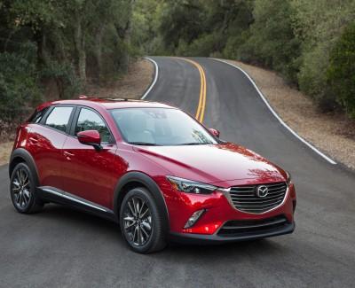 Kleiner Crossover im Kodo-Design – Beim CX-3 verbindet Mazda sicheren Stil, Komfort und modernste Technik