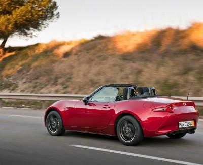 Auf dem Weg zum Kultauto – Der Mazda MX-5 ist der meistverkaufte Roadster aller Zeiten