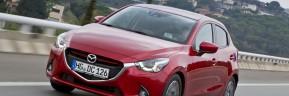 Der Mazda2 konnte sich neu profilieren – Der Kleinwagen feiert dieses Jahr sein 20-jähriges Jubiläum
